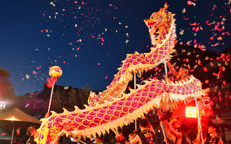Event photography - 2015 Perth Chinese New Year Fair