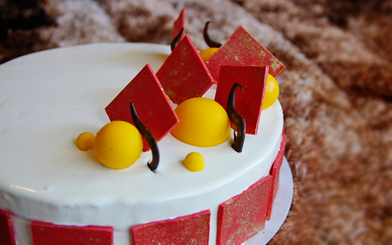 European cakes by Baked with Love