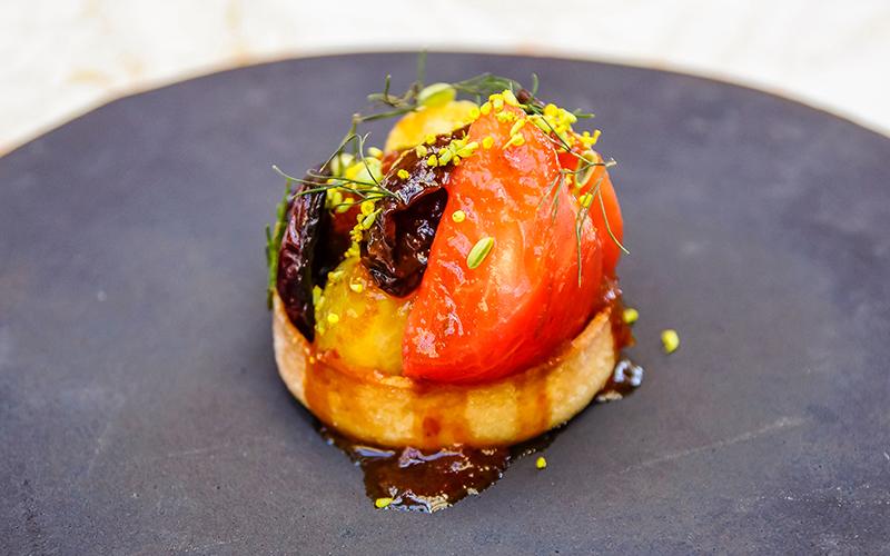 Food photography - savoury