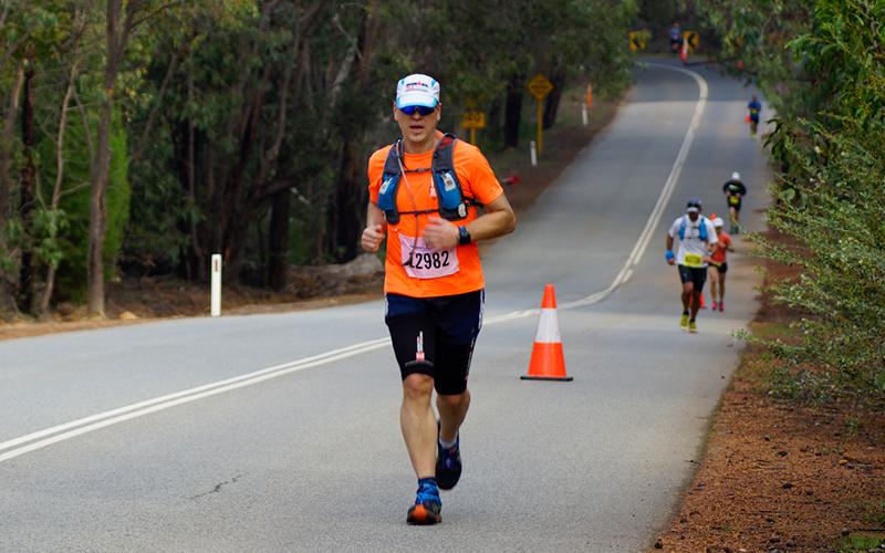 WA Marathon Club - King of the Mountain 16km run