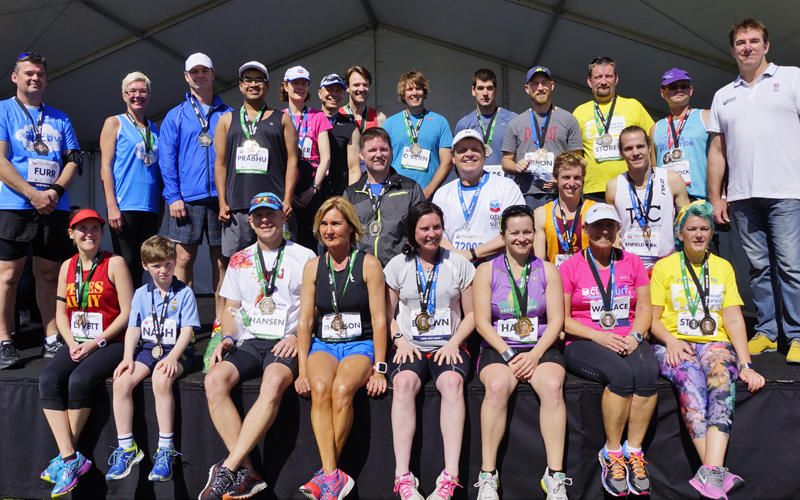 Event photography - 2015 Chevron City to Surf for Activ Perth