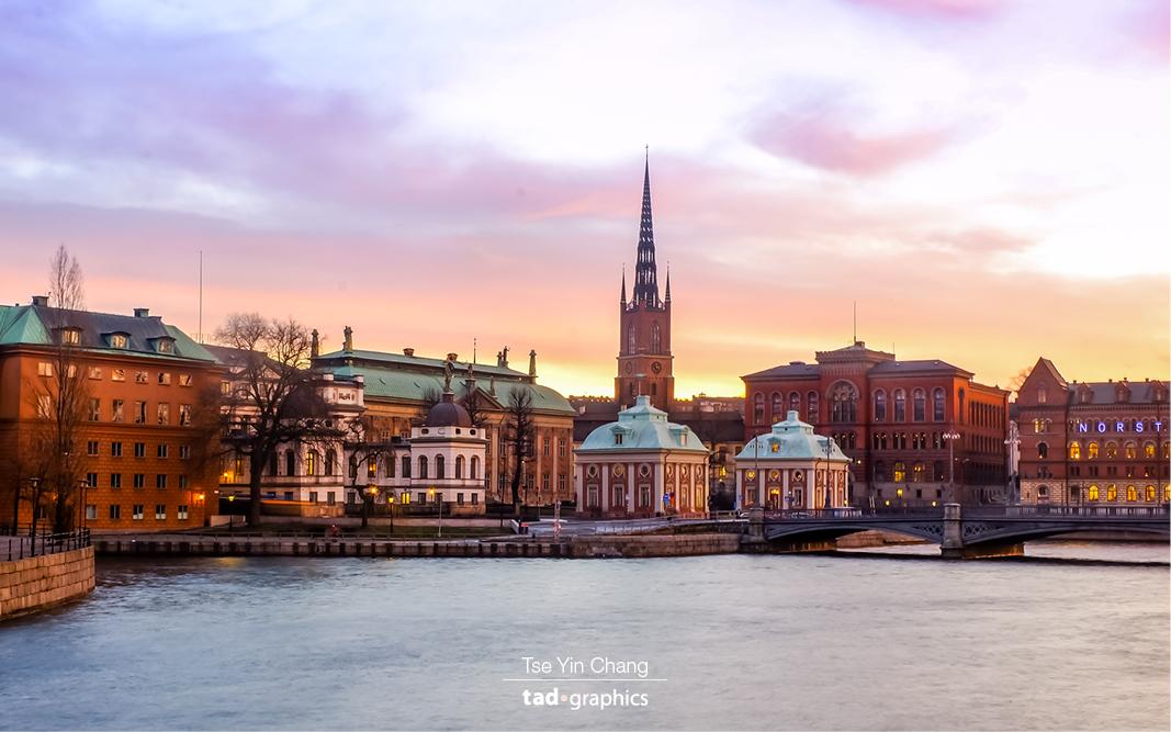 Gamla Stan - Stockholm's old city