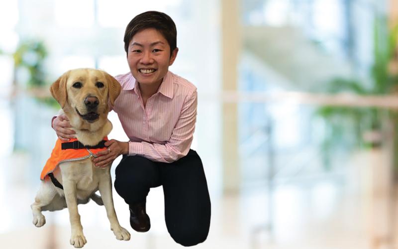 Guide Dogs WA pro bono sponsorship