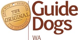 Guide Dogs WA logo