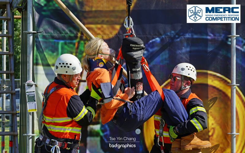 2017 Mining Emergency Response Competition