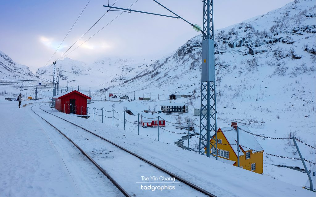 The Bergensbanen is not only the highest train line in Europe, and is said to be one of the best rail routes in the world