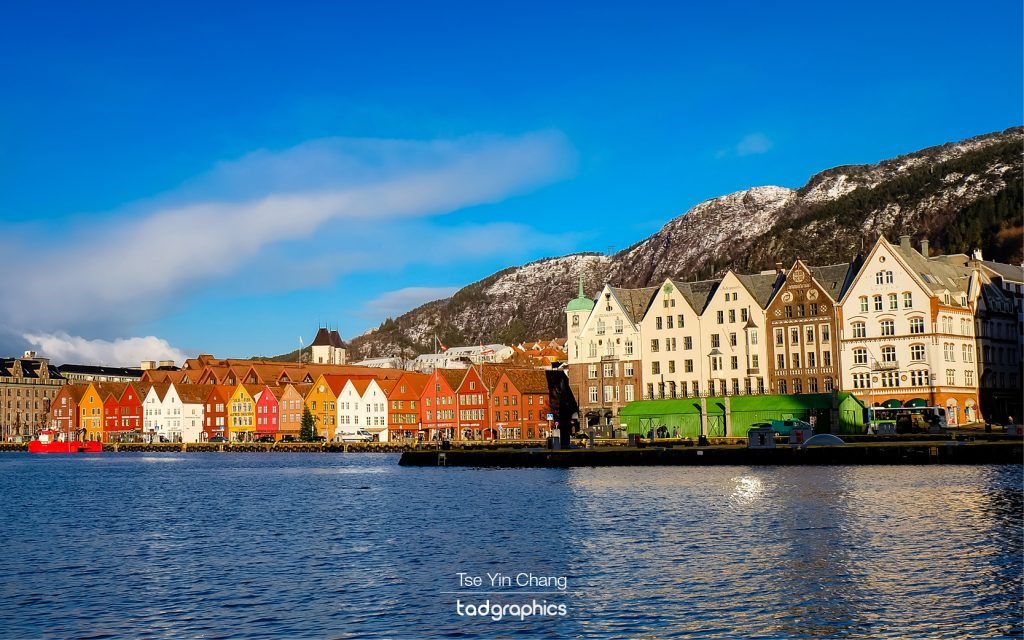 One of the oldest parts of the city, Bryggen is on the UNESCO world heritage list