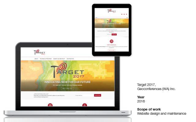 Target 2017 website