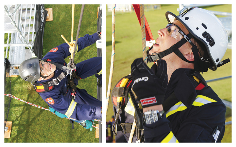 2013 Mining Emergency Response Competition (MERC)